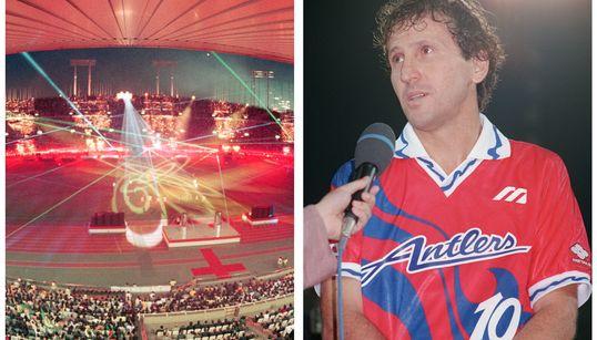「練習場もなかった」Jリーグ、開幕戦をOB選手のフリートーク副音声付きで配信。「#おうちでJリーグ」