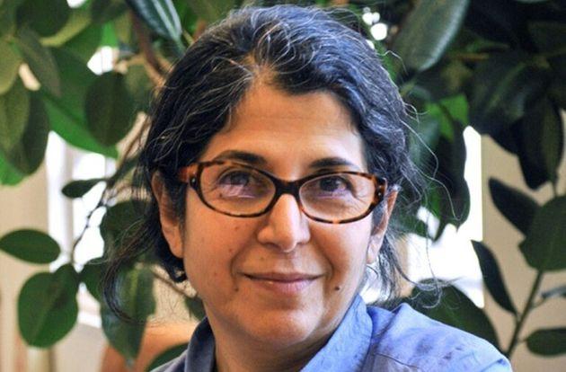 L'universitaire franco-iranienne Fariba Adelkhah le 19 septembre