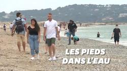 Tous à la plage, Français, Grecs et Chinois profitent de la réouverture des fronts de