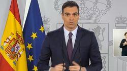Sánchez responde a El HuffPost sobre los escraches: