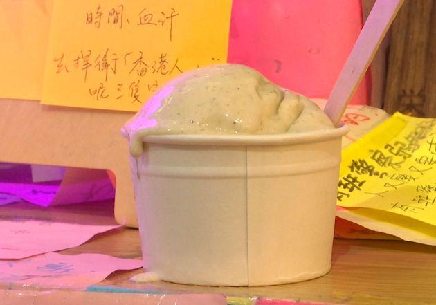 Χονγκ Κονγκ: Παγωτό με γεύση δακρυγόνου για να θυμίζει τις περσινές