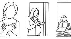 ¿Sumisas, esperanzadas o activas? Así retratan tres medios diferentes a las mujeres