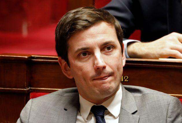 Aurélien Taché, ici le 7 janvier 2020 à l'Assemblée, a annoncé qu'il...