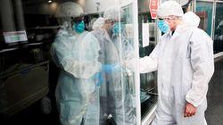 87 fallecidos en 24 horas: las víctimas mortales por coronavirus bajan de la centena por primera vez en dos
