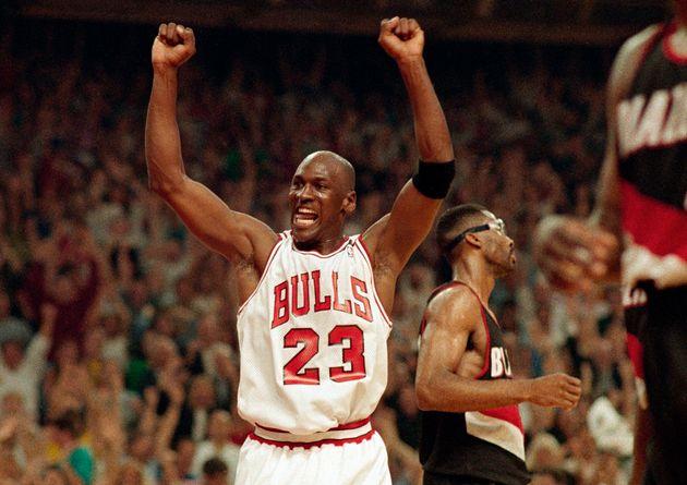 Michael Jordan en