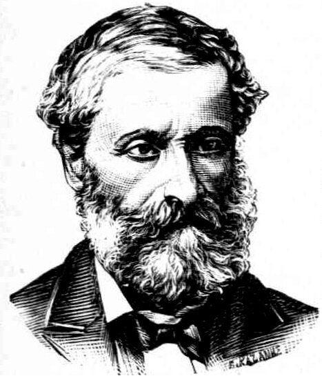 Ανδρέας Λασκαράτος (1 Μαϊου 1811-23 Ιουνίου 1901)