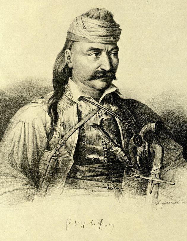 Θεόδωρος Κολοκοτρώνης(3 Απριλίου1770-4 Φεβρουαρίου1843)