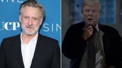 Trump se voit en héros de «Independence day», l'acteur lui