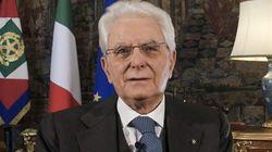 L'Italia contro l'omofobia. Mattarella: