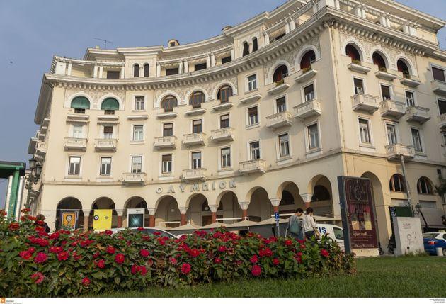 Ο ιστορικός κινηματογράφος «Ολύμπιον» στην Θεσσαλονίκη που φιλοξενεί τα Φεστιβάλ Κινηματογράφου και
