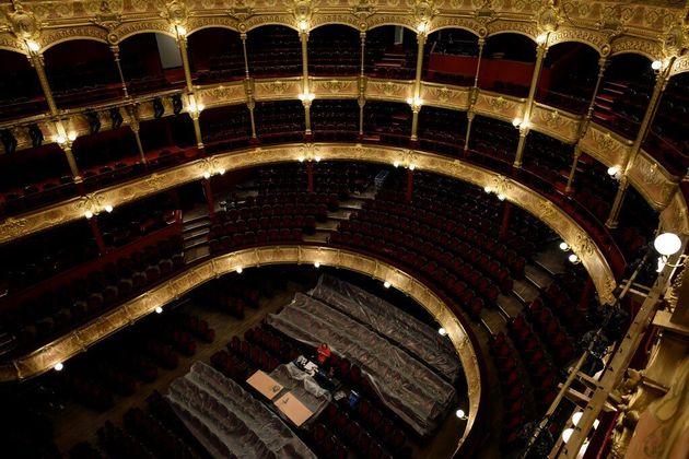 Réouverture des théâtres et salles de spectacle en zone verte dès le 2