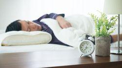 二度寝は体が疲れる!?