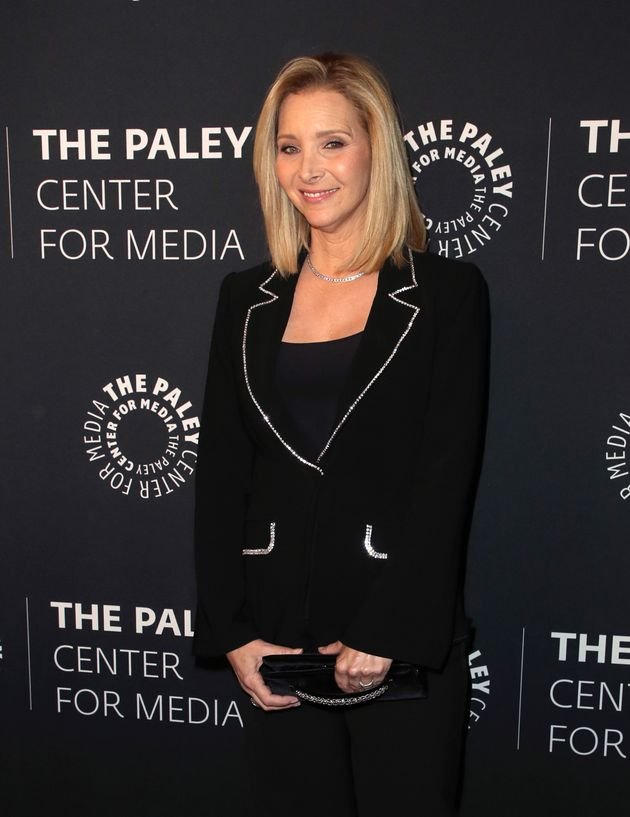 Lisa Kudrow attends The Paley Honors: A Special Tribute To Television's Comedy Legends at the Beverly...