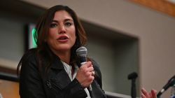 US Soccer Star Hope Solo's Dog Conan Dies After Being