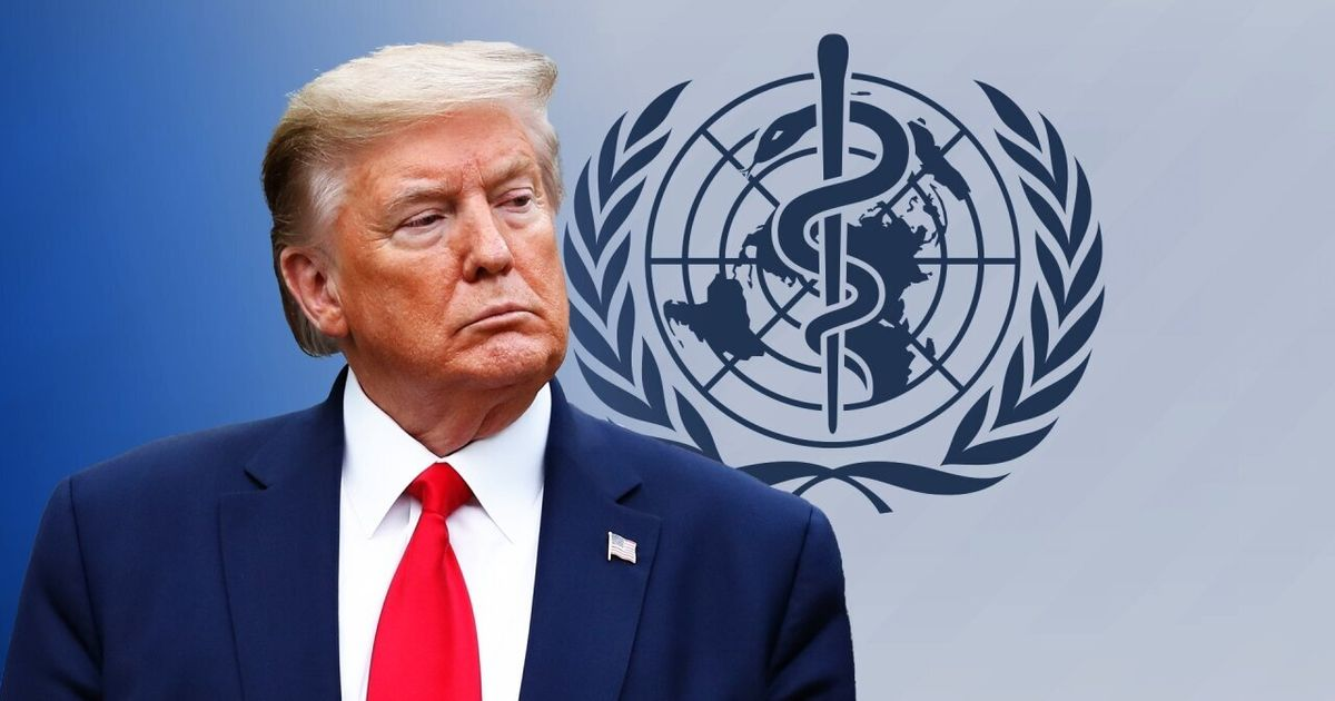 Trump May Extend Freeze In Funding To World Health Organization: Reports