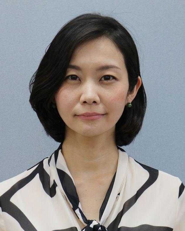 日本維新の会の梅村みずほ参院議員