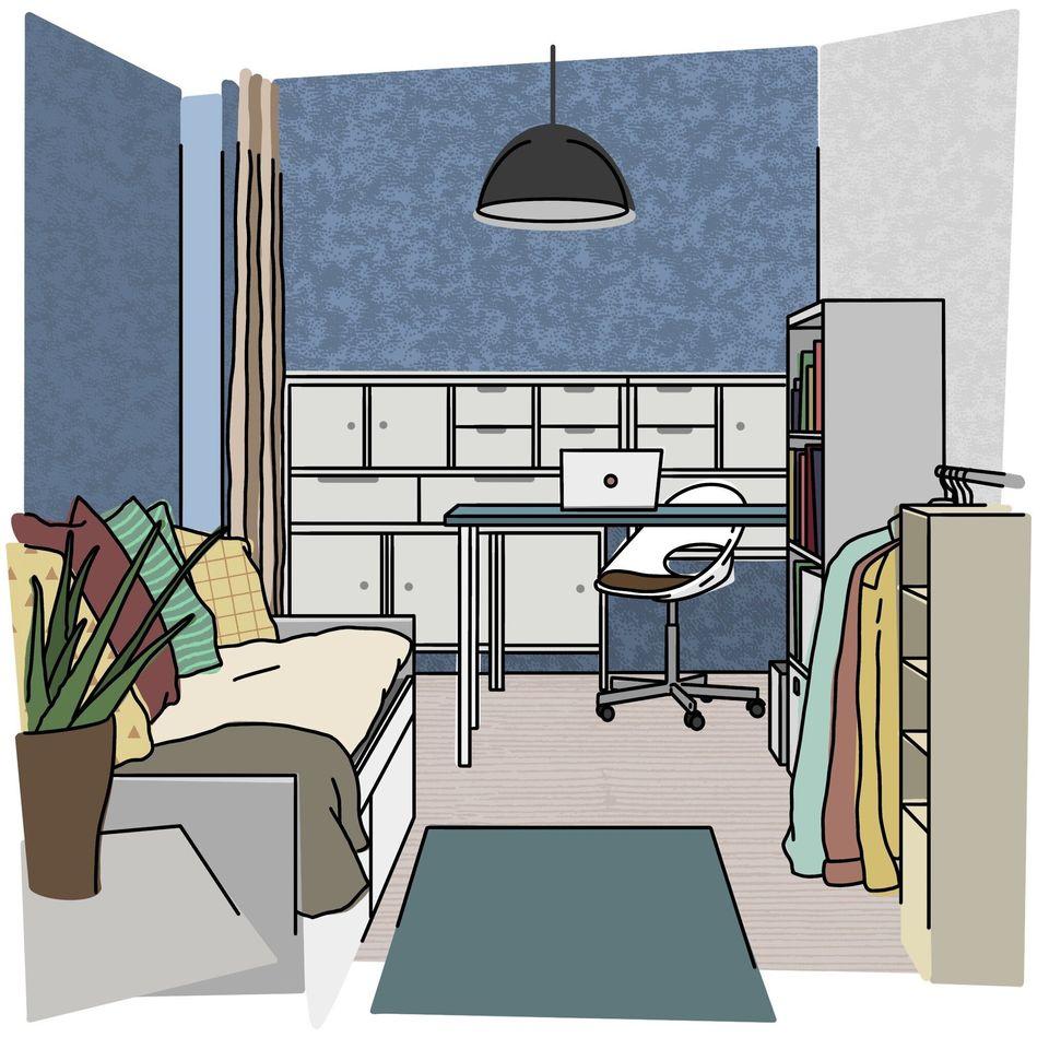 INSTRUCCIONES PARA MONTAR... La habitación de invitados de tus