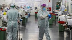 La cifra de fallecidos en España cae hasta 59, la más baja en dos