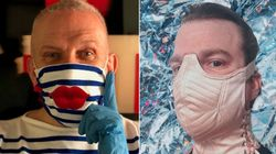 Ces masques Jean Paul Gaultier rappellent les grandes heures du