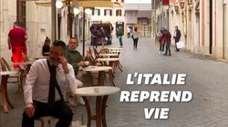 En Italie, le déconfinement entre dans sa