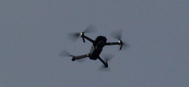 Le conseil d'Etat ordonne à l'Etat de cesser la surveillance par drone à Paris (photo