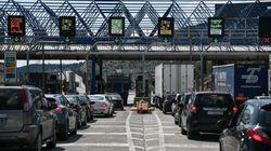Πρώτη ημέρα άρσης της απαγόρευσης μετακίνησης σε άλλο νομό με ουρές στα διόδια