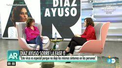 La palabra más repetida tras la entrevista de Ana Rosa Quintana a Díaz Ayuso: