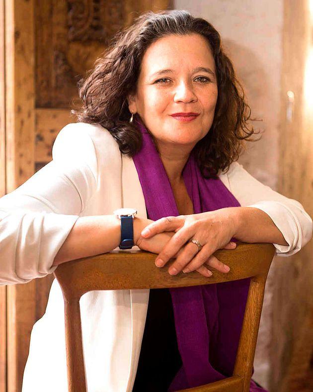 Cristina Fuentes La Roche, directora internacional del Hay Festival. Foto cortesía de Marián...