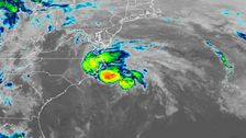 Tropical Storm Arthur Crawls Closer To North Carolina Coast