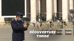 Le Vatican aussi rouvre ses portes au