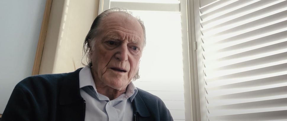 She Left Home For A While, starring David Bradley, is one of the first pieces of professional acting to respond to the virus