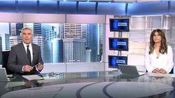 La honestidad total de David Cantero en 'Informativos Telecinco':
