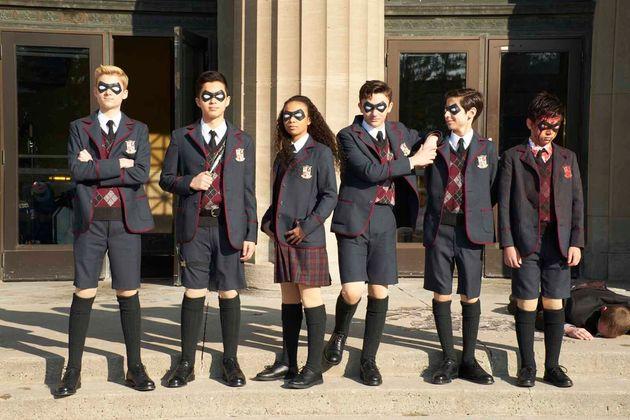 La saison 2 d'Umbrella Academy sera disponible le 31 juillet sur