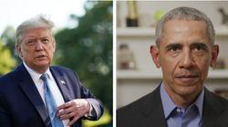 Lo scontro Trump-Obama ci riporta negli