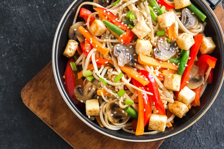 You can get up to 10 grams of protein in a half-cup serving of tofu.