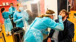 Le Danemark propose un test pour le coronavirus à tous les adultes qui le