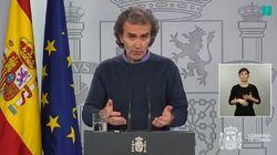 Simón, sobre la petición de Madrid para pasar a la fase 1:
