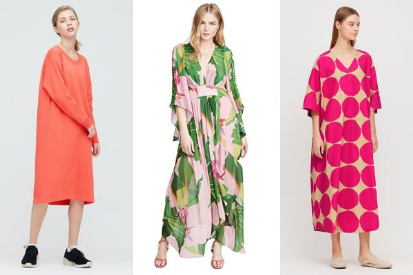 The Best Caftans, Muumuus And Other Lounge Dresses For Staying At Home