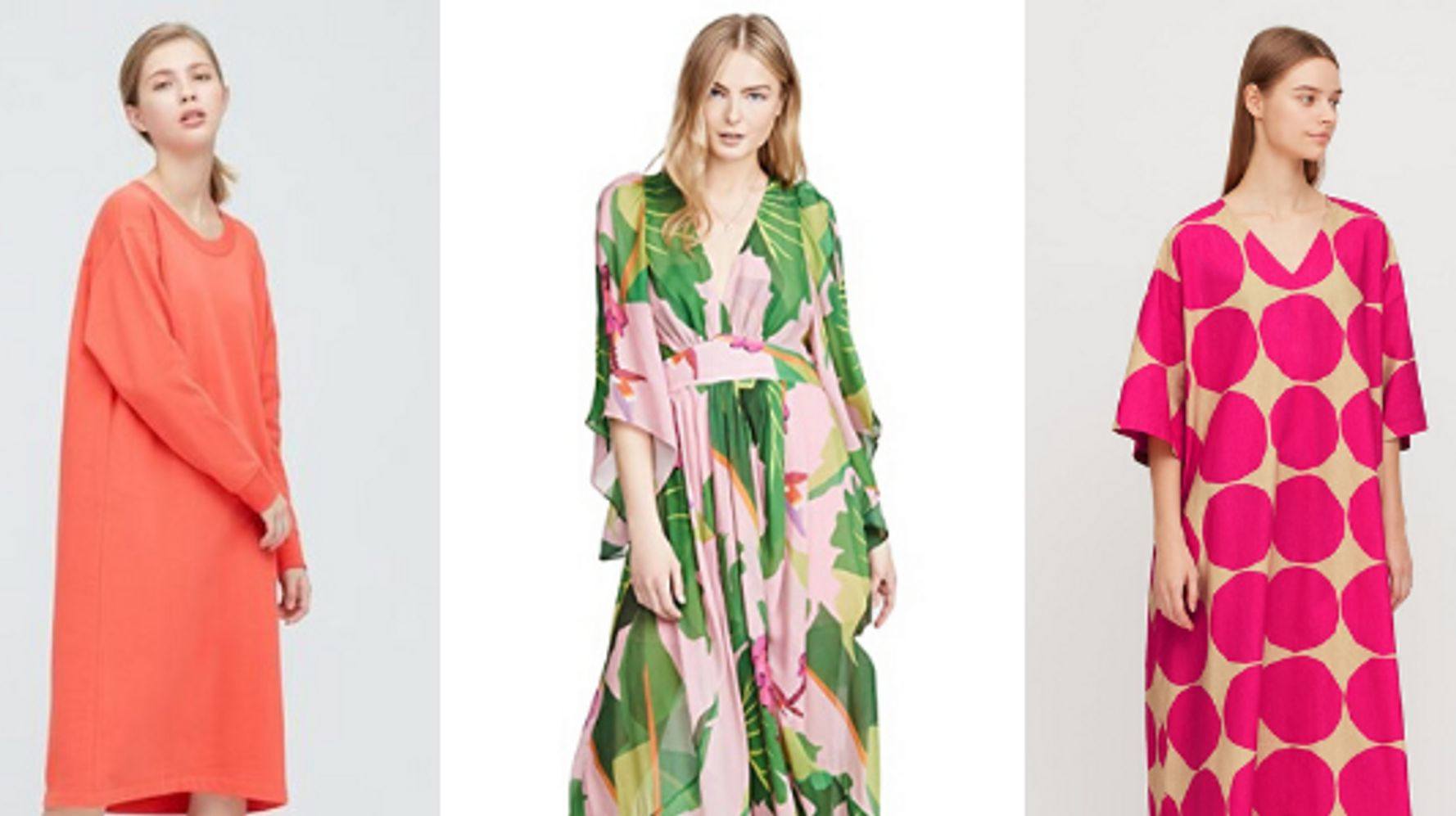 The Best Caftans, Muumuus And Other Lounge Dresses For Staying At Home 1