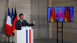 Πρόταση Μέρκελ-Μακρόν για ευρωπαϊκό «ταμείο ανάκαμψης» ύψους 500 δισ.