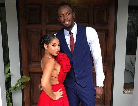 Usain Bolt et Kasi Bennett sont devenus parents d'une petite