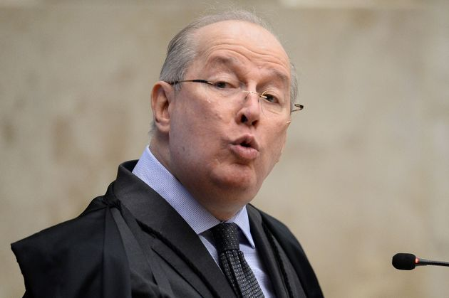 Ministro Celso de Mello é relator no STF do inquérito que apura as acusações...