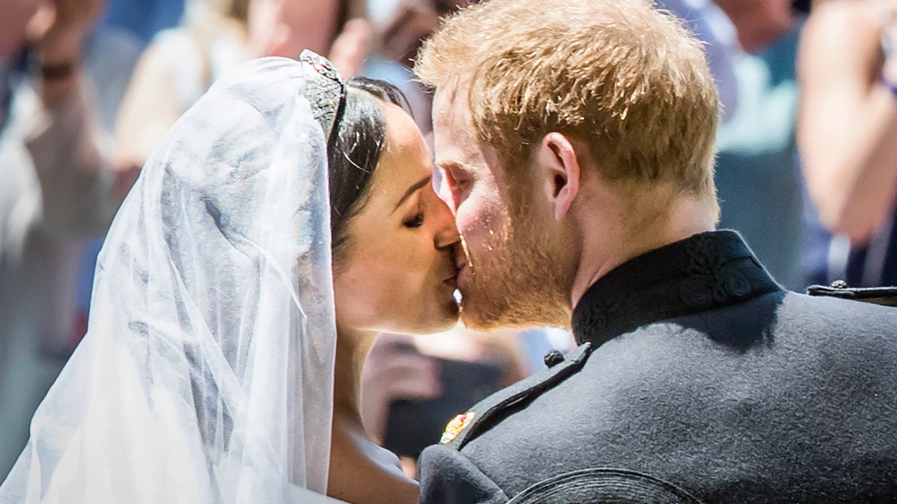 2 Years Later, A Look Back At Meghan And Harry's Magical Day