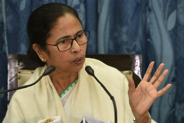 West Bengal  Chief Minister Mamata Banerjee in a file photo from February,