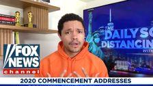 Trevor Noah Mocks '5-Alarm Outrage Fire' At Fox News Over Obama Speeches
