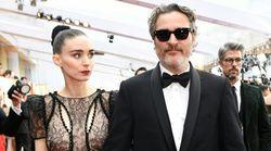 Joaquin Phoenix y Rooney Mara van a ser