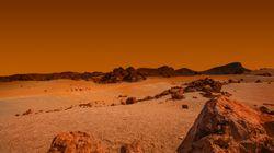 Οι λάσπες του Κόκκινου Πλανήτη: Ανακάλυψη- έκπληξη για τον