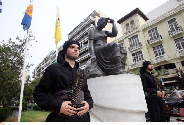 Δήμος Θεσσαλονίκης/ επιμνημόσυνη δέηση για την ημέρα μνήμης της Γενοκτονίας των