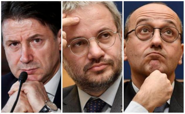 """Il """"Recovery Fund"""" franco-tedesco, visto da Conte, Borghi,"""