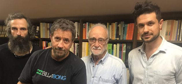«Γκοντό»: Τον Ιούλιο με Σπύρο Παπαδόπουλο, Παπαγεωργίου, Σερβετάλη,